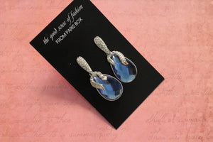Crystal Dazzler Earrings