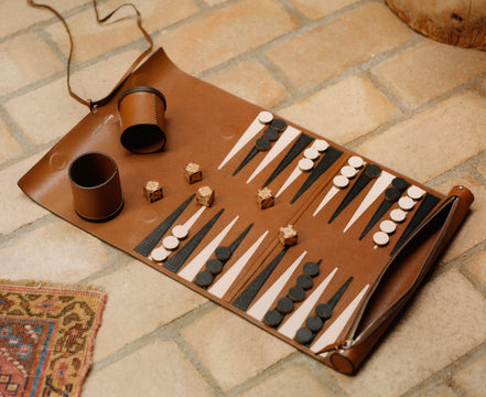 How It's Made: The Backgammon Set