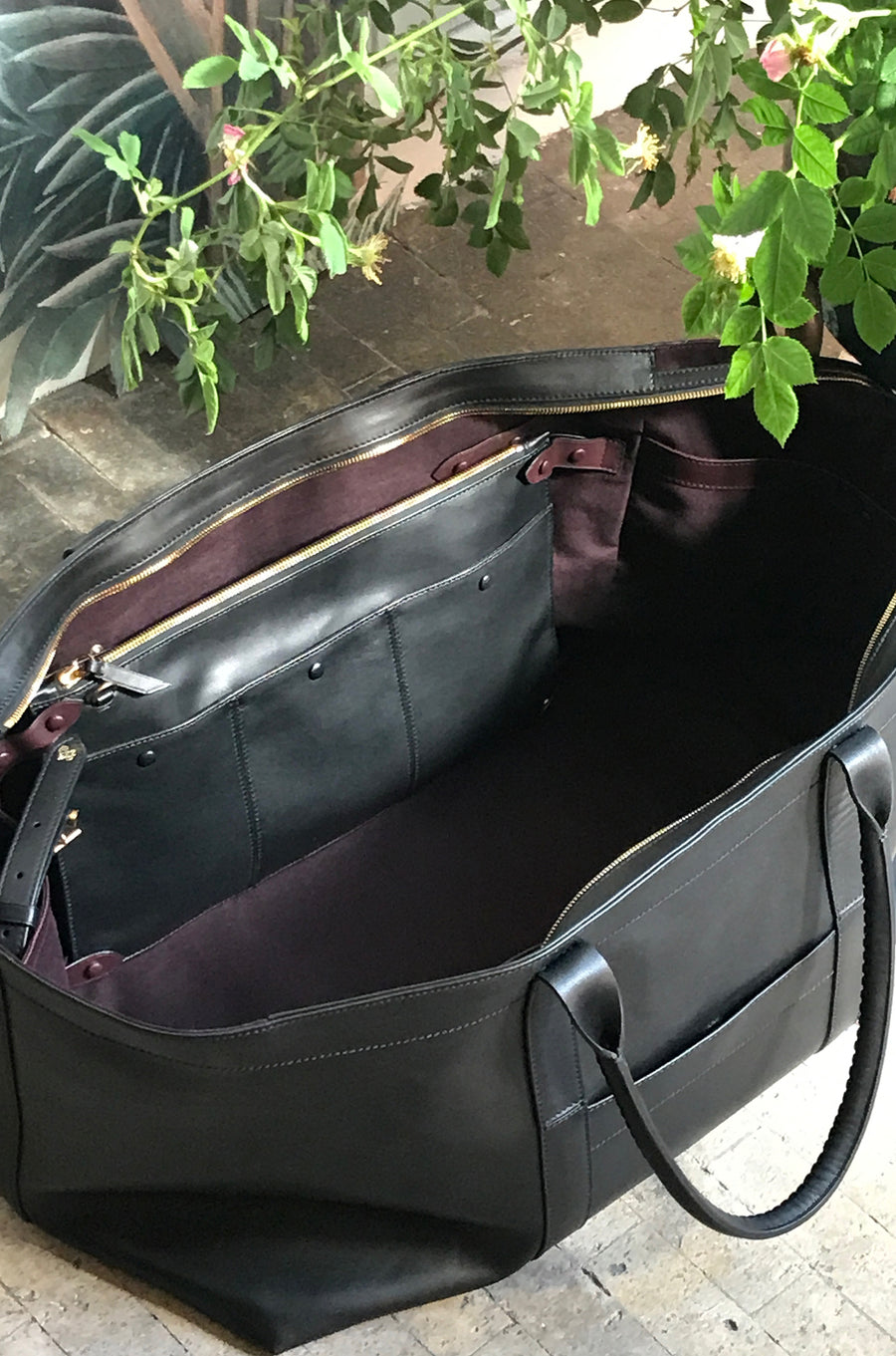 The Rousseau Carryall