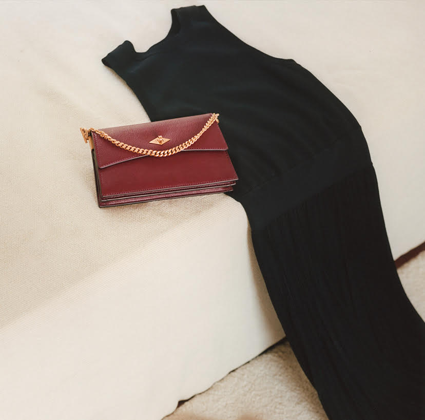 I am also so excited about the new Roma Mini–our continental wallet meets mini bag hybrid that has just arrived.