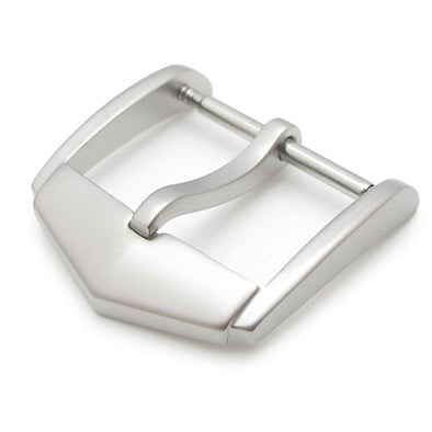 TAG Style 18mm, 20mm Top Quality Stainless Steel 316L Spring Bar type Buckle, Sandblast finish - Taikonaut