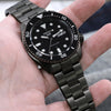 Seiko 5 Sports  SRPD65K1 Black Hard Coating Sports Style new Cal. 4R36