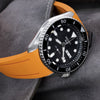 Seiko 5 Sports SRPD55K1/ SBSA005 Black Sports Style new Cal. 4R36