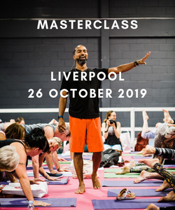 2 Hours All-Levels Class - Liverpool - YogaCita Liverpool - October 2019