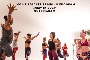 200 Hour Yoga Teacher Training with Dylan Ayaloo - Nottingham - May 2020