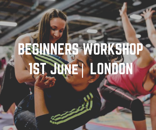Beginners Workshop with Dylan Ayaloo - London - 1st June 2019
