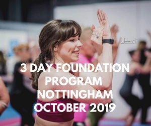 3 Day Foundations of Teacher Training - Nottingham - October 2019