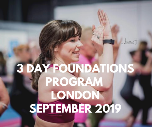 3 Day Foundations of Teacher Training - London - September 2019