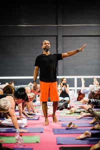 90 Min All-levels Class with Dylan - Oxford - Sept 2018