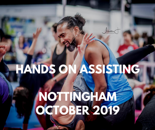 Hands-on Assisting Program - October 2019 - Nottingham