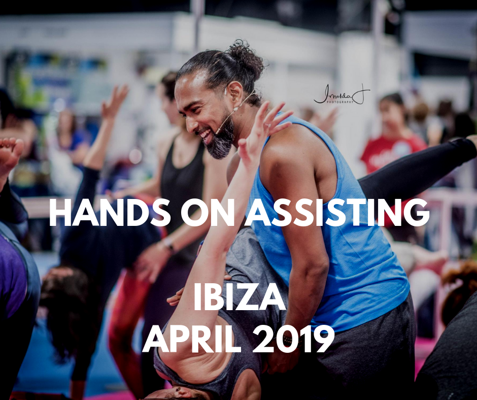 Hands-on Assisting Program Ibiza Apr 2019