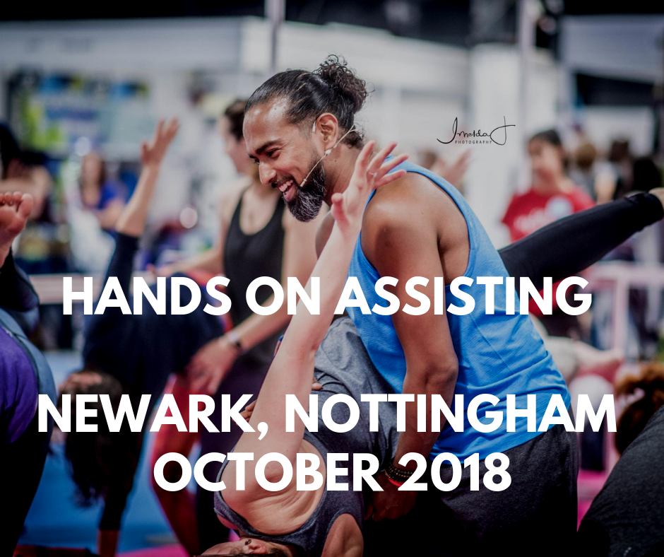 Hands-on Assisting Program - October 2018 - Nottingham