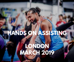 Hands-on Assisting Program - Mar 2019 - London