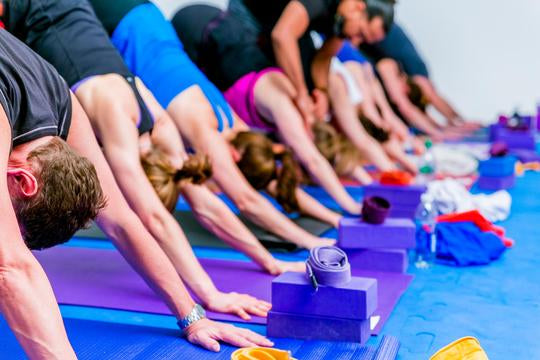2 Hour Master Class - Durham - Infinite Yoga Studio - April 2020