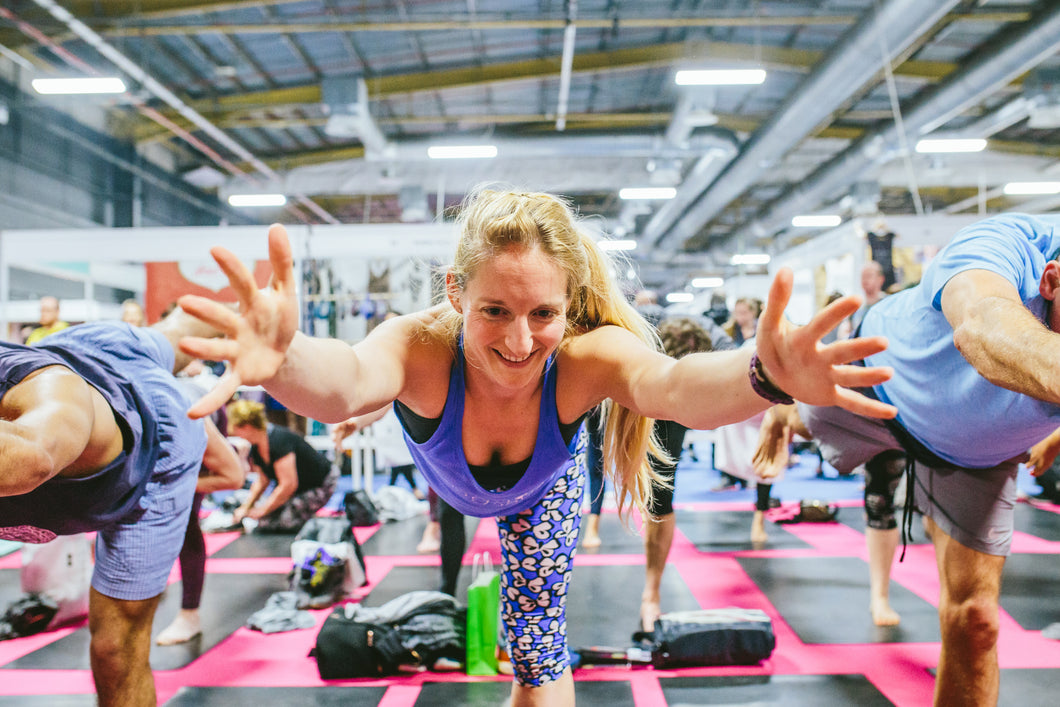 Warehouse Yoga - 2 Hour All-Levels Class + Meditation - London - 24th Oct 2018