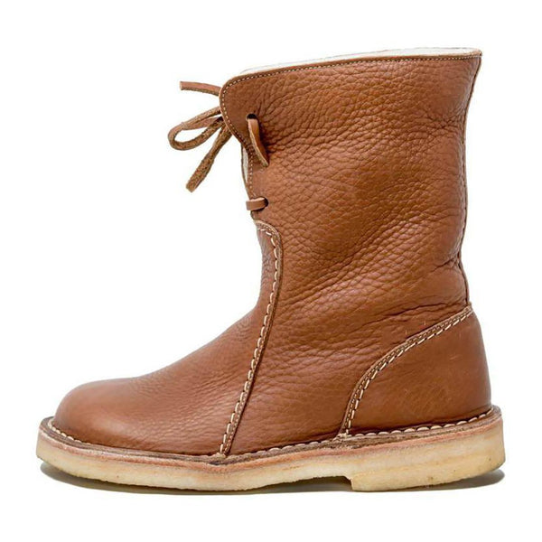 Artificial Leather Boot