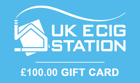 Gift Card £100 | UK Ecig Station
