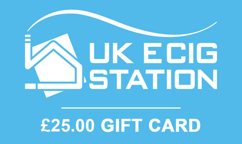 Gift Card £25 | UK Ecig Station