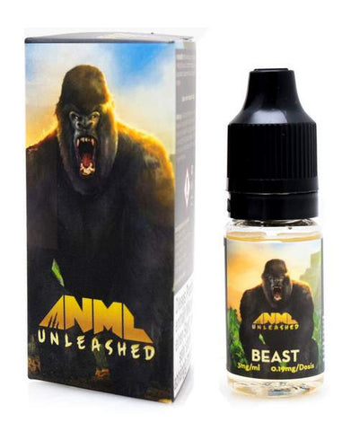 ANML Eliquids - Beast | UK Ecig Station