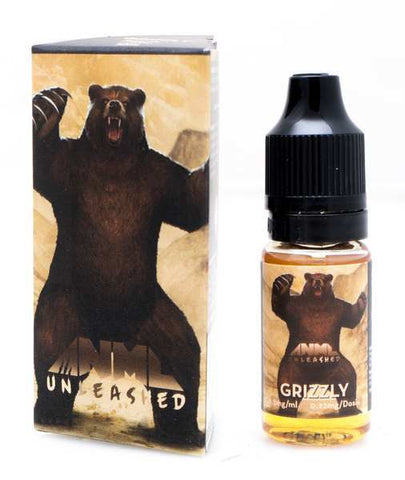 ANML Eliquids - Grizzly | UK Ecig Station