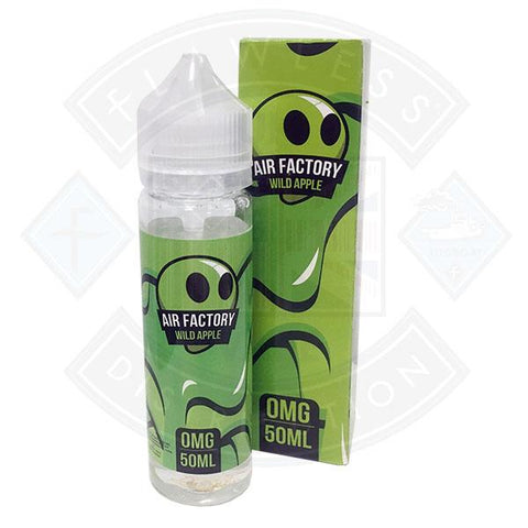 Air Factory - Wild Apple | UK Ecig Station