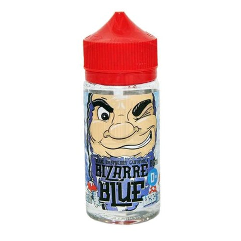 bizarre blue ice raspberry tummies e liquid uk