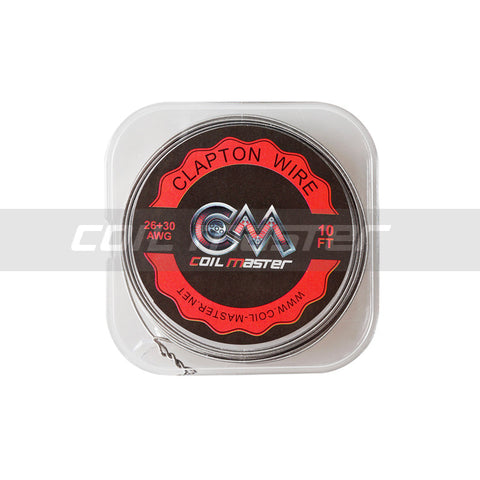 Coil Master Clapton Wire | UK Ecig Station