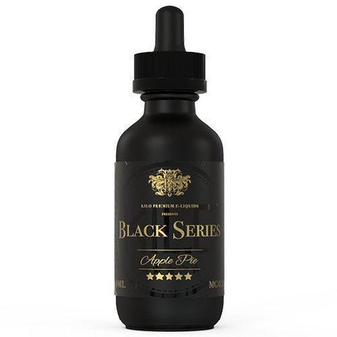Kilo Black Series - Apple Pie | UK Ecig Station
