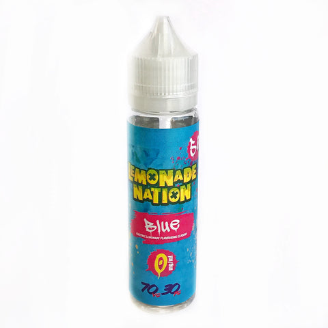 Lemonade Nation - Blue 50ml 0mg
