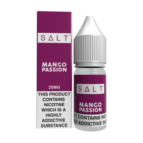 salt eliquid mango passion uk ecig station