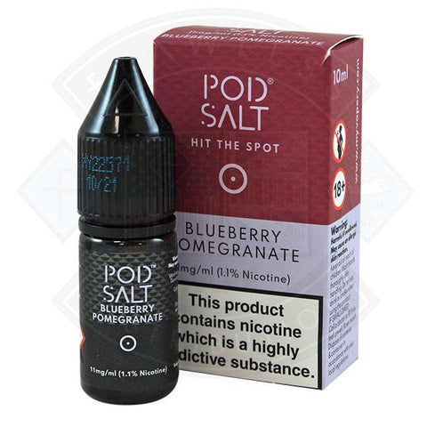 Pod Salt - Blueberry Pomegranate | UK Ecig Station