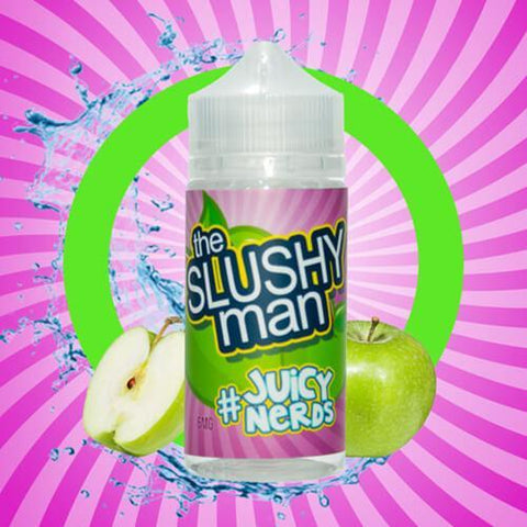 The Slushy Man - Juicy Nerds | UK Ecig Station