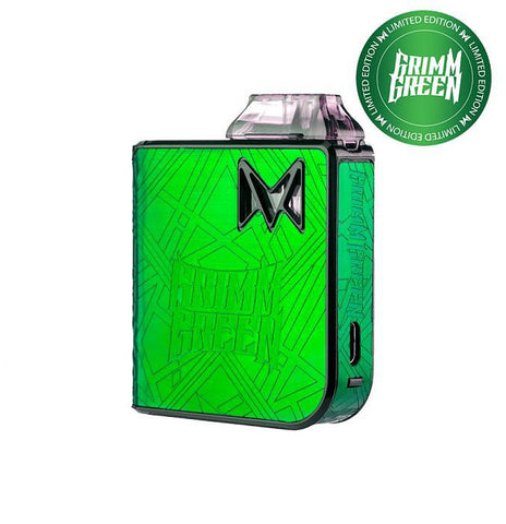 Mi-Pod Pod System Vape Kit By Smoking Vapor grimm green limited edition