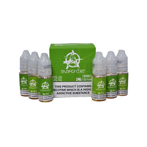 Anarchist - Anarchist Green E-Liquid | UK Ecig Station