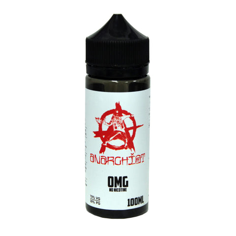 Anarchist - White E-Liquid 100ml 0mg | UK Ecig Station