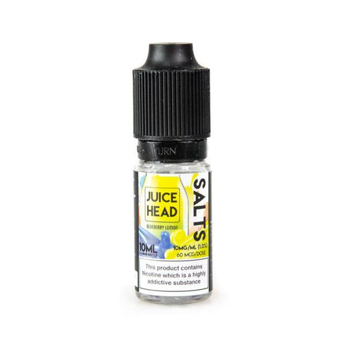 Juice Head Salts - Blueberry Lemon | UK Ecig Station