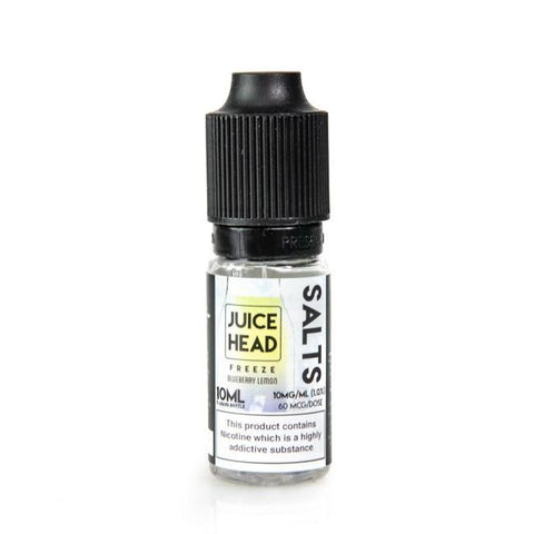 Juice Head Freeze Salts - Blueberry Lemon | UK Ecig Station