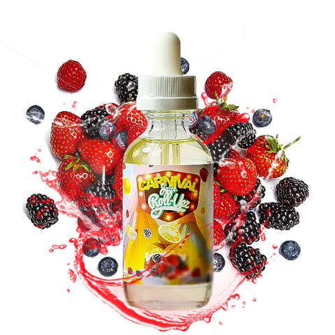 Juice Roll Upz - Carnival Berry Lemonade | UK Ecig Station