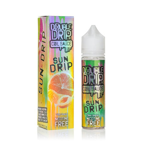 Double Drip Coil Sauce – Sun Drip 0mg | UK Ecig Station