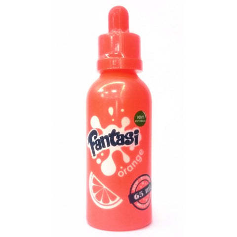 Fantasi - Orange Eliquid 60ml | UK Ecig Station