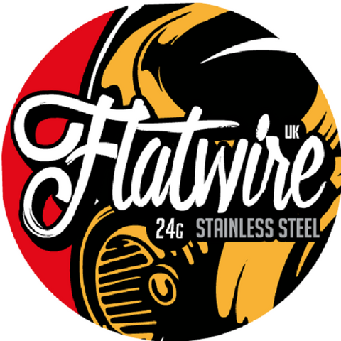 STAINLESS STEEL by Flatwire | UK Ecig Station