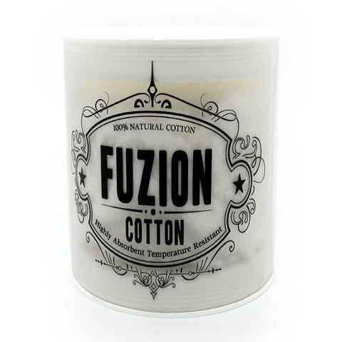 Fuzion Cotton - 100% Natural Cotton | UK Ecig Station