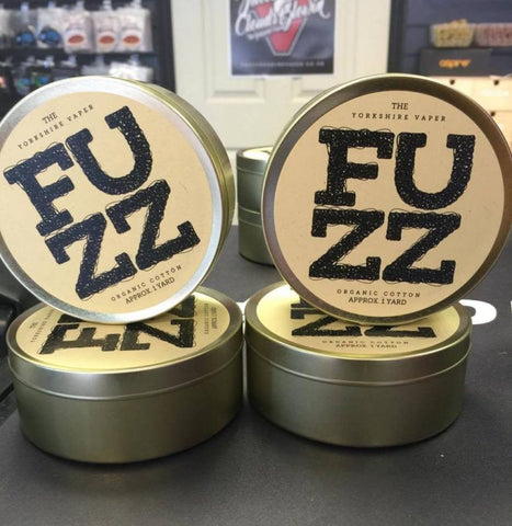 Fuzz Cotton from The Yorkshire Vaper | UK Ecig Station