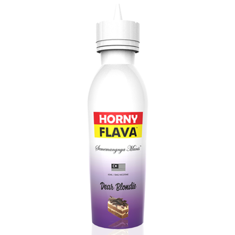 Horny Flava - Dear Blondie | UK Ecig Station