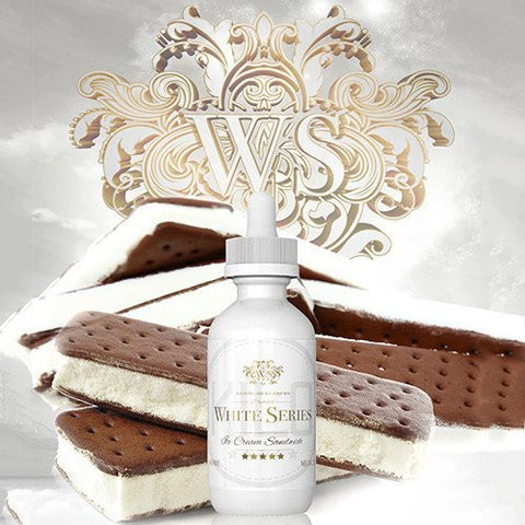 Kilo White Series - Ice Cream Sandwich | UK Ecig Station