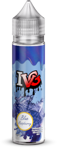 IVG - Blue Raspberry | UK Ecig Station