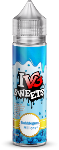 IVG Sweets - Bubblegum Millions | UK Ecig Station