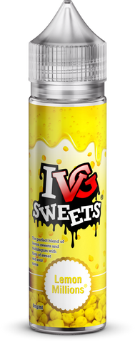 IVG Sweets - Lemon Millions | UK Ecig Station