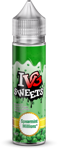 IVG Sweets - Spearmint Millions | UK Ecig Station