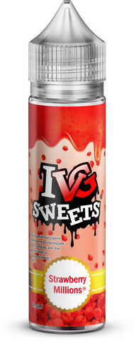 IVG Sweets - Strawberry Millions | UK Ecig Station